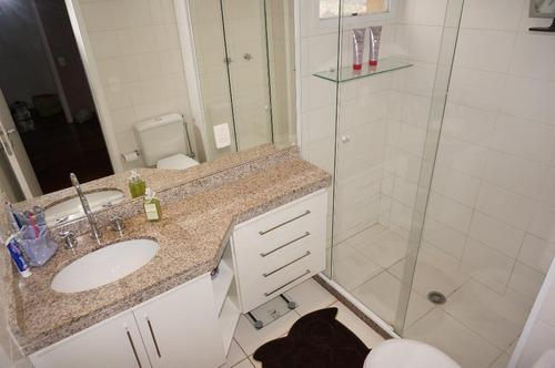 apartamento residencial para locação, chácara santo antônio (zona sul), são paulo - ap2833. - ap2833