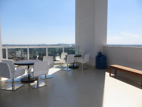 apartamento residencial para locação, cidade jardim, piracicaba. - ap1435