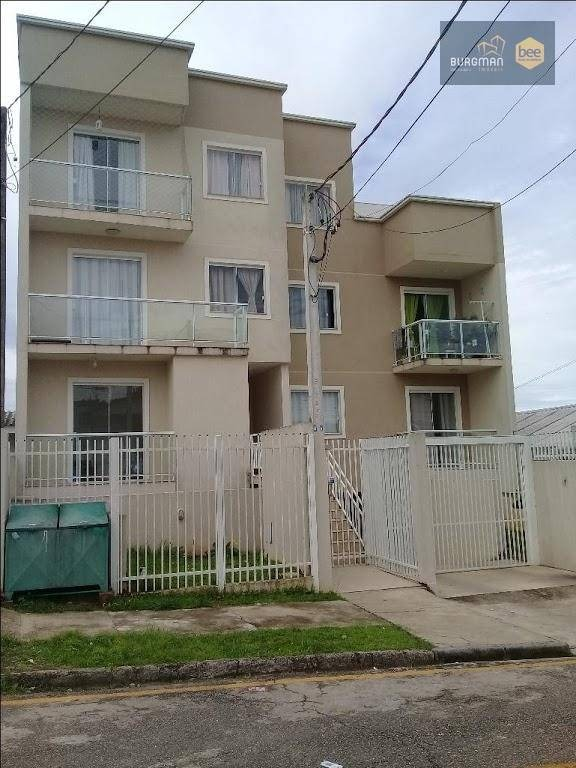 apartamento residencial para locação, cidade jardim, são josé dos pinhais. - ap0292