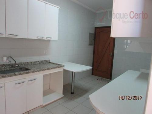 apartamento residencial para locação, cidade nova i, indaiatuba. - ap0160