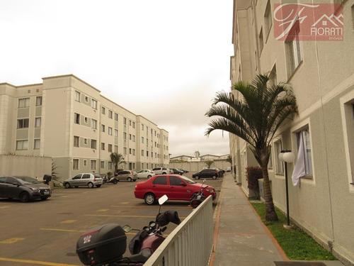 apartamento residencial para locação, costeira, são josé dos pinhais. - ap0827