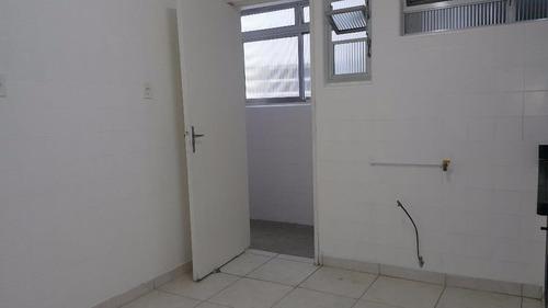 apartamento residencial para locação, embaré, santos - ap0520. - ap0520