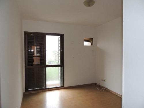 apartamento residencial para locação, embaré, santos - ap0534. - ap0534