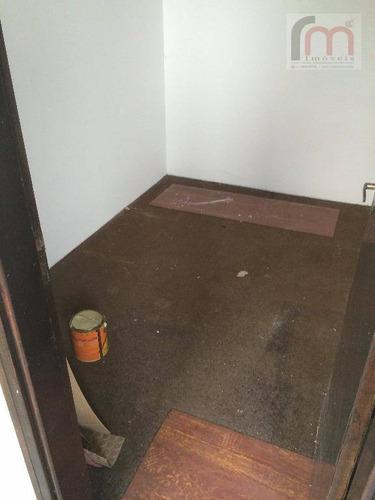 apartamento  residencial para locação, embaré, santos. - codigo: ap1755 - ap1755