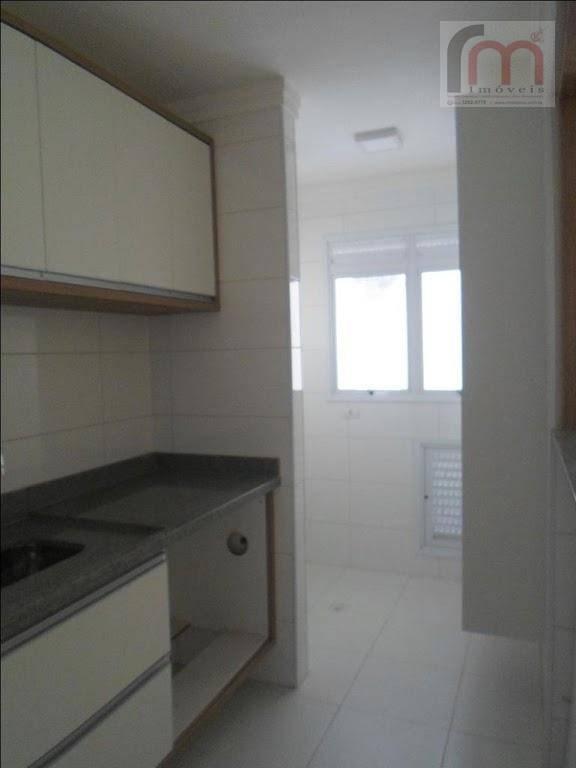 apartamento residencial para locação, embaré, santos. - codigo: ap2007 - ap2007