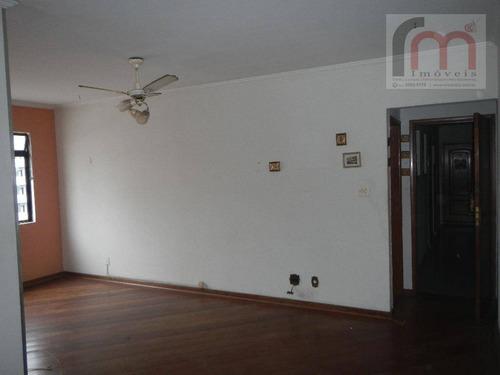 apartamento residencial para locação, embaré, santos. - codigo: ap2152 - ap2152