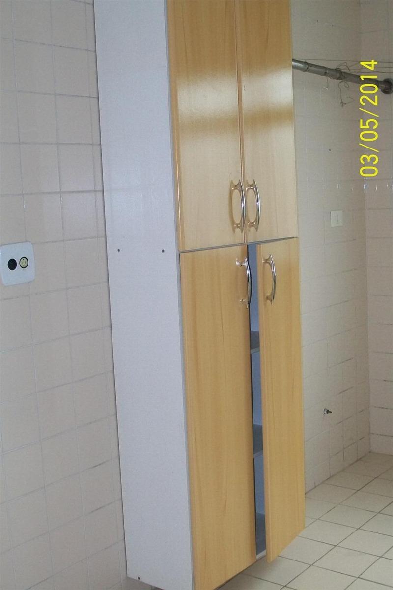 apartamento residencial para locação, granja viana ii, cotia. - ap0163