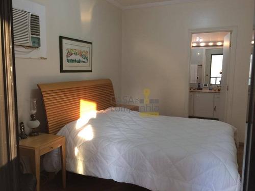 apartamento residencial para locação, indianópolis, são paulo. - ap3023