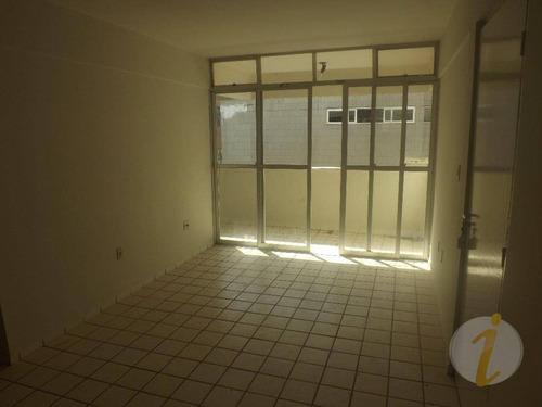 apartamento residencial para locação, intermares, cabedelo. - ap5644