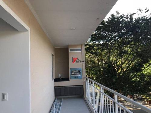 apartamento residencial para locação, itapetininga, atibaia. - ap0276