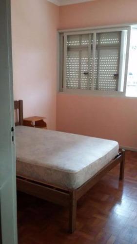 apartamento residencial para locação, itararé, são vicente. - ap4330