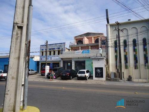 apartamento residencial para locação, jacarecanga, fortaleza. - codigo: ap1052 - ap1052