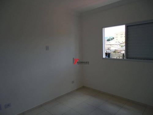 apartamento residencial para locação, jardim alvinópolis, atibaia. - ap0179