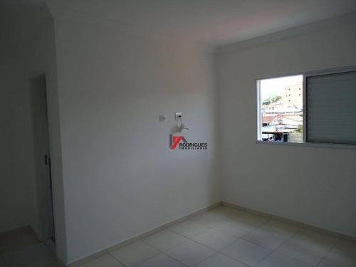 apartamento residencial para locação, jardim alvinópolis, atibaia. - ap0180