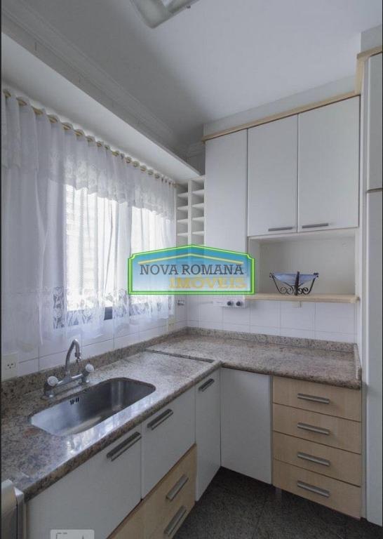 apartamento residencial para locação, jardim anália franco, são paulo. - 3562