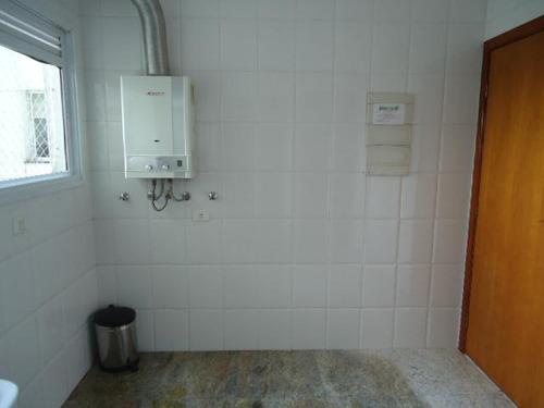 apartamento residencial para locação, jardim anália franco, são paulo. - ap2033