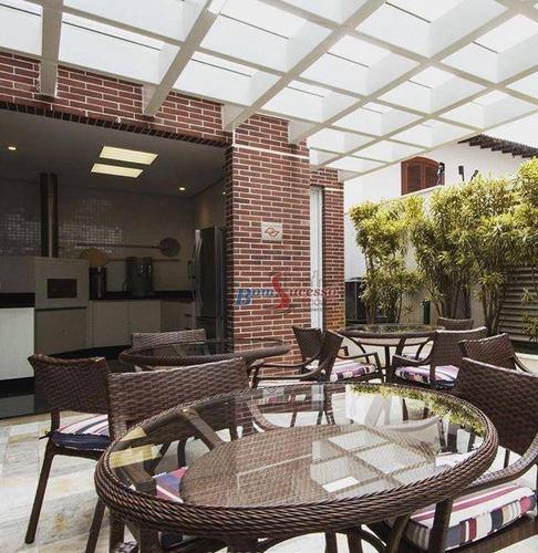 apartamento residencial para locação, jardim anália franco, são paulo. - ap2231