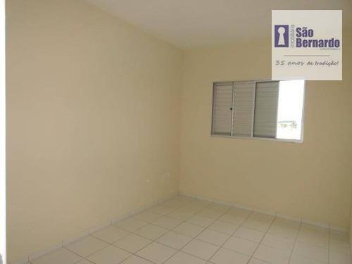 apartamento residencial para locação, jardim brasil, americana. - ap0271