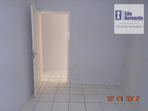apartamento residencial para locação, jardim brasil, americana. - ap0620