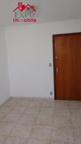 apartamento  residencial para locação, jardim capivari, campinas. - ap0236