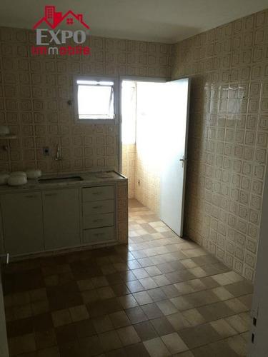 apartamento  residencial para locação, jardim chapadão, campinas. - ap0195