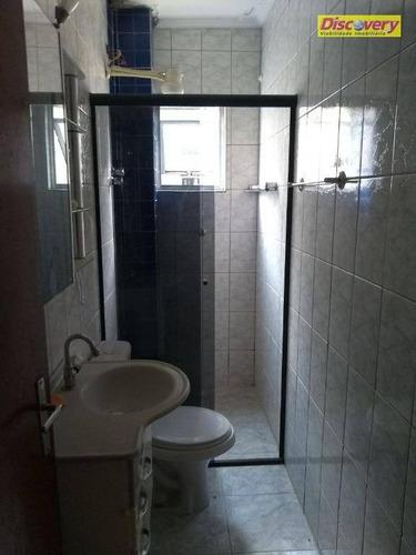 apartamento residencial para locação, jardim cocaia, guarulhos. - ap0476