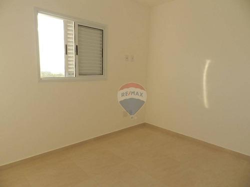 apartamento residencial para locação, jardim dona maria azenha, nova odessa. - ap0072