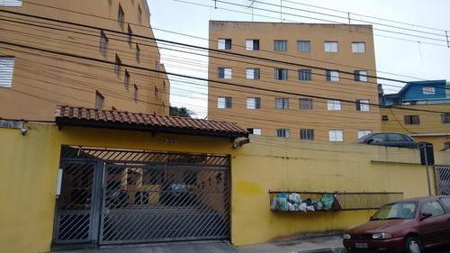 apartamento  residencial para locação, jardim dourado, guaru