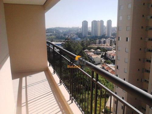 apartamento residencial para locação, jardim ester, são paulo. - ap1485