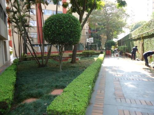 apartamento residencial para locação, jardim marajoara, são paulo - ap2771. - ap2771