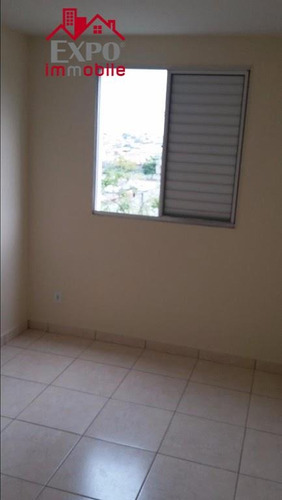 apartamento residencial para locação, jardim márcia, campinas. - ap0362