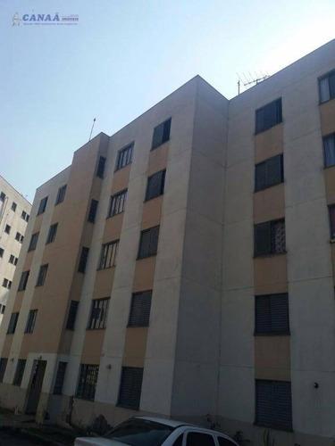 apartamento residencial para locação, jardim mirna, taboão da serra. - ap3498