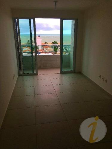apartamento residencial para locação, jardim oceania, joão pessoa. - ap6037