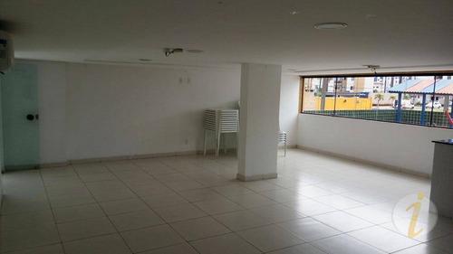apartamento residencial para locação, jardim oceania, joão pessoa. - ap6252