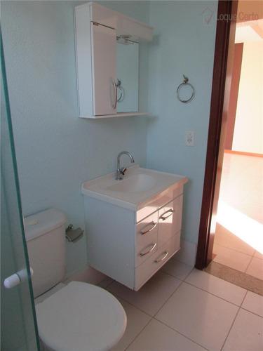 apartamento residencial para locação, jardim regente, indaiatuba. - ap0045