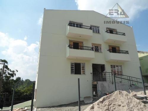 apartamento residencial para locação, jardim renata, arujá. - ap0253