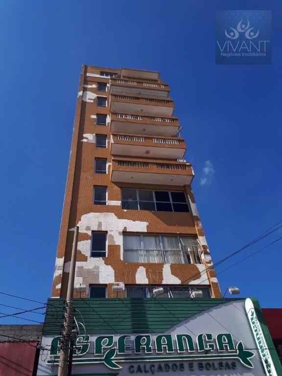 apartamento residencial para locação, jardim rodrigues alves, ferraz de vasconcelos. - ap0192