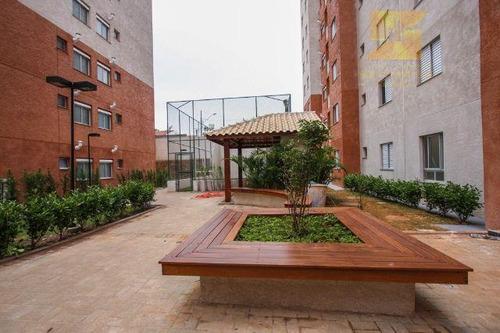apartamento residencial para locação, jardim rossi, guarulhos. - codigo: ap2893 - ap2893