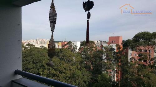 apartamento residencial para locação, jardim santa emília, são paulo. - ap1454