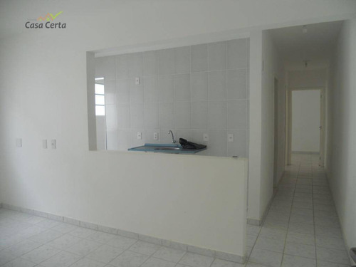 apartamento residencial para locação, jardim suécia, mogi guaçu. - ap0049