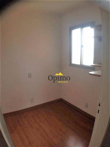 apartamento residencial para locação, jardim taquaral, são paulo. - ap0096