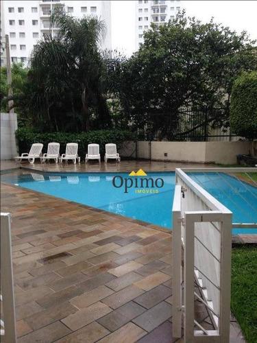 apartamento residencial para locação, jardim taquaral, são paulo. - ap0408