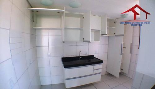 apartamento residencial para locação, joaquim távora, fortaleza. - ap0247