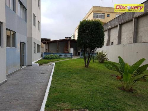 apartamento residencial para locação, macedo, guarulhos. - ap0453