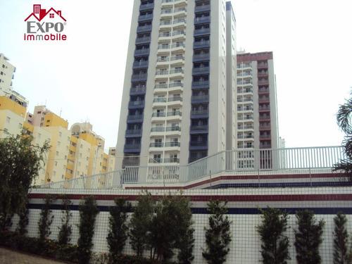 apartamento residencial para locação, mansões santo antônio, campinas. - ap0131