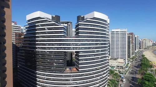 apartamento residencial para locação, meireles, fortaleza - ap0298. - ap0298