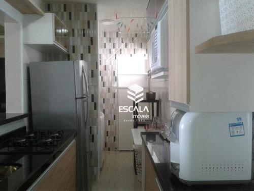 apartamento residencial para locação, meireles, fortaleza. - ap1473