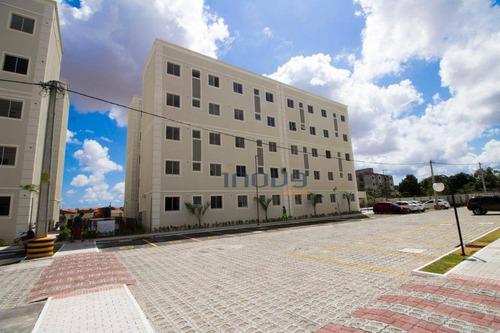 apartamento residencial para locação, mondubim, fortaleza. - ap0590