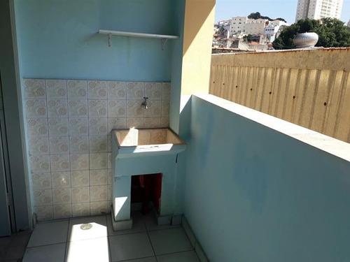 apartamento residencial para locação, mooca, são paulo. - ap0842