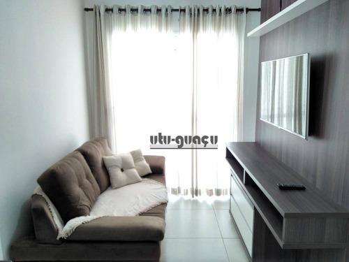 apartamento residencial para locação, nossa senhora aparecida, itu. - ap1740